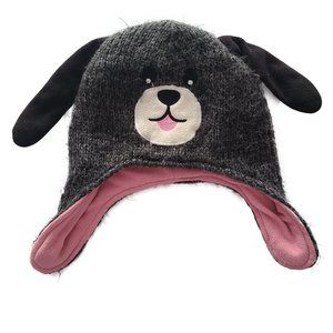 🍒3/$20🍒  1989 PLACE Fuzzy Gray Hat S/M